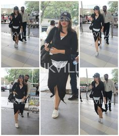 Sonakshi Sinha snapped at airport, heads to Bengaluru for New Year Celebrations | PINKVILLA