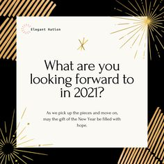 What are you looking forward to in 2021? Looking Forward, You Look, Cards Against Humanity, Random, Gifts, Presents, Favors, Casual, Gift