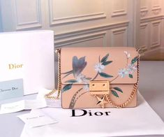 For more information, please email authenticluxury@hotmail.com   Promise: 100% Satisfaction & 30 Days Unconditional Return Policy  Payment... Dior Handbags, Purses And Handbags, Dior Bags, Look Fashion, Fashion Bags, Fashion Dresses, Luxury Purses, Birthday Gifts For Girls, Lady Dior