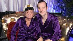 Hugh Hefner's Son Cooper Bashes Holly Madison, Calls Her a Gold Digger