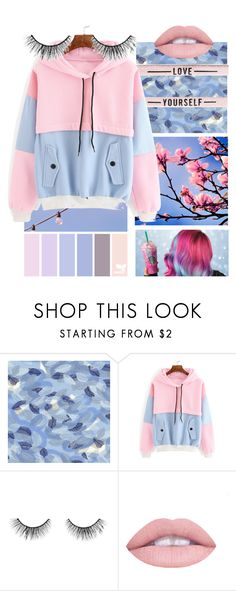 """""""Hello...? *adele voice* anyone on?"""" by itsgracie18 ❤ liked on Polyvore featuring tarte and L.A. Girl"""