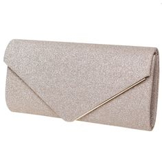 Evening Clutch Womens Shining Envelope Clutch Purses Handbag For Wedding    Party - Gold - C1183GQSHZ6 91652d6b1673
