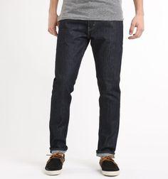 Bullhead Mens Drakes Skinniest Dark Slate Jeans | $ HEAD TO TOE