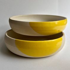ceramic bowls. coppe di ceramica
