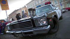 Plymouth Gran Fury Police Interceptor