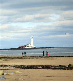 St Marys Lighthouse, Whitley Bay.