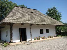 Acasă la Ion Creangă - Category:Ion Creangă Memorial House, Humulești - Wikimedia Commons Vernacular Architecture, Homeland, Gazebo, Outdoor Structures, Country, Places, Outdoor Decor, Case, Romania Tours