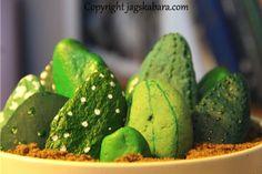 kaktus av stenar