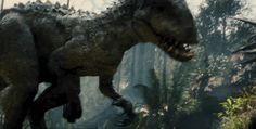 Indominus-Rex (Jurassic World) GIF