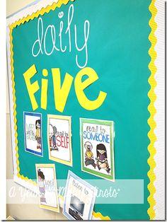 daily five board