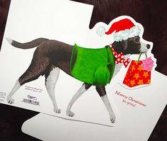 2016 Christmas Series from Caspari   illustration by Masaki Ryo.