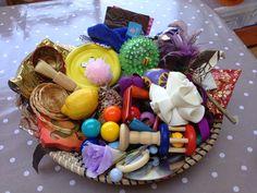 summer treasure basket - Google Search