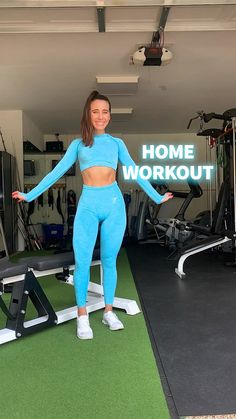 health goals More on Insta blakelyymariee Fitness Workouts, Gym Workout Videos, Fitness Workout For Women, Butt Workout, Easy Workouts, Fitness Tips, Health Fitness, Health Goals, At Home Workout Plan