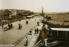 Salıpazarı Rıhtım 1870
