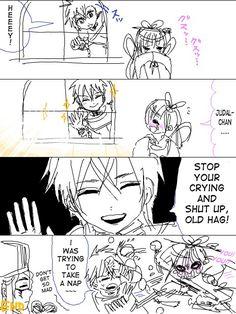Magi: Kougyoku  ( Princess does not have many friends )