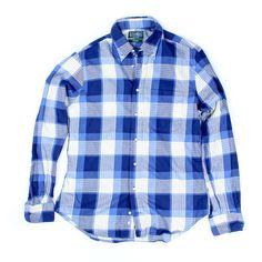 """This Cotton Yarn Dyed Sheeting Tartan Gitman Vintage shirt is manufactured closed to home in Ashland, PA.  The Gitman Vintage long sleeve button down maintains the perfect fit accommodating a broader shoulder, yet at the same time, it is somewhat slimming. The shirt features a classic 3"""" inch button-down collar, center back box pleat with locker-loop and back button, v-stiched chest pocket and quintessential Gitman Chalk buttons."""