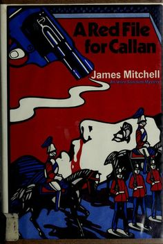 A Red File for Callan, by James Mitchell