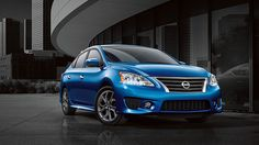 My Hubby's new Love LOL - 2014 Nissan Sentra Sedan Colors & Photos | Nissan USA