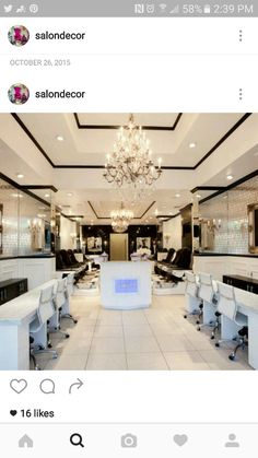 Garden Nail Spa Dallas - Garden Nail Spa Dallas , A Spiral Ceiling for the New Lily Nails Salon In Beijing Nail Salon Design, Nail Salon Decor, Beauty Salon Design, Beauty Salon Interior, Salon Interior Design, Posh Nail Spa, Schönheitssalon Design, Design Ideas, Salon Furniture