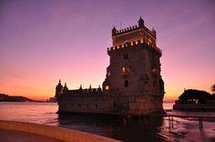 """""""Torre di Belem"""" del turistapercaso Marchegi (Lisbona, Portogallo)"""