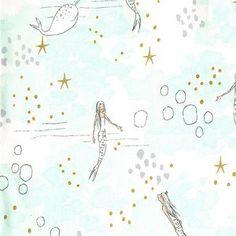 Sarah Jane - Magic - Mermaid Magic in Mist Metallic