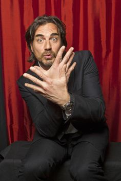 Thorsten Kaye   (Photo Courtesy of Victoria Will / TV Guide Magazine)
