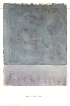 Artist: Mark Rothko. Title: Untitled (1969). Year: 2005. Condition: B-: Good Condition, Signs of Handling and Age. | eBay!