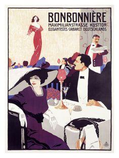 Bonbonniere Cabaret.