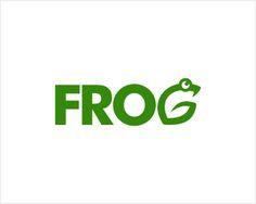 Logo Design - frog