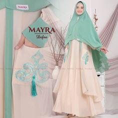 Defne Syari by Mayra Hijab Chic, Instagram Posts, Fashion, Dress, Temples, Moda, Fashion Styles, Fashion Illustrations