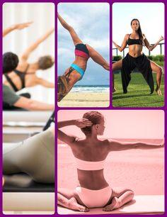 boho beautiful pilates workout challenge #pilateschallengestrainers