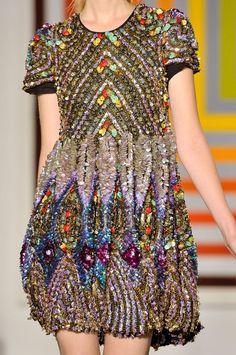 d-aisychain:  empirewaistlines:  Fashion East SS 2012  .