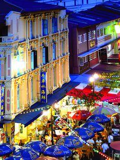 Pagoda Street by nig