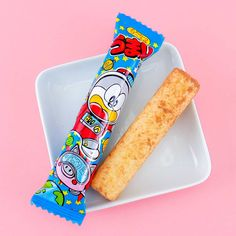 💙 Today is Snack Day in Japan! 🎌 What better way to celebrate than by opening a pack of crunchy Umaibo corn puff snack from @japancandystore. 🌽 This one has a sweet and savory taste of tonkatsu sauce! 🤤 Japanese Snacks, Japanese Candy, Corn Puffs, Tonkatsu Sauce, Corn Snacks, Jhope, Tasty, Breakfast, Ethnic Recipes