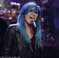 Demi - love her hair