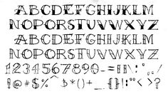 Imgs For > Traditional Tattoo Font Alphabet