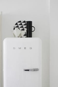 I love SMEG fridges...