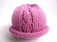 Elsa Baby Hat