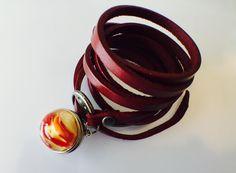 Bracelets, Leather, Jewelry, Fashion, Bangles, Jewellery Making, Moda, Jewels, Fashion Styles