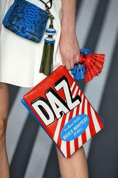 b3e4bd9586 Anya Hindmarch - Milan Quirky Fashion, Anya Hindmarch, Fashion Bags, Aw  2014,