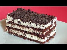 Romanian Desserts, Tiramisu, Deserts, Victoria, Sweets, Videos, Ethnic Recipes, Youtube, Food