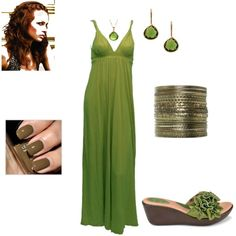 Going Green!, created by lunanativa