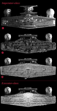 Star Destroyer bridge comparison