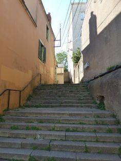 Escalier impasse des salorges Nantes butte Ste Anne   Nantes 29 septembre 2015 - 113118434504119207618 - Picasa Albums Web