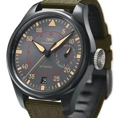 IWC Pilot's Watch Top Gun Miramar