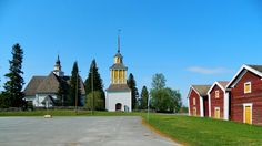 South Ostrobothnia province of Western Finland. Grave Monuments, Church Building, Graveyards, Lutheran, Westerns, Buildings, Mansions, House Styles, World
