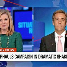 Hot: Donald Trump supporter questions polls in awkward CNN interview