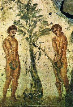 Adam a Eva (3. století)