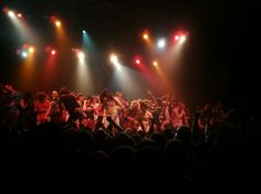 Party Tip: Get on stage with Andrew W.K when in San Francisco / Tix on WillCall, SF, March 6th