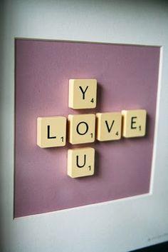 scrabble valentine picture